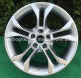 Bordas de alumínio da roda; Roda da liga do carro para Audi