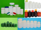 MD-006 HDPE 150мм с круглой пластиковой бутылки для таблеток