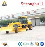 Nivelleermachine van de Motor van China de Mini voor de Aanleg van Wegen Py160