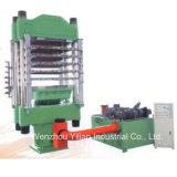 Máquina Hidráulica de espuma de EVA, PVC, borracha, esponja