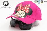 Qualitäts-scherzt kundenspezifischer Baby-Hut Sport-Baseballmütze mit Sonnenbrillen