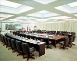 둥근 디자인 오피스 가구 회의 테이블 (CT-22)