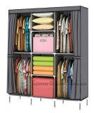 DIY Современный простой шкаф домашних ткань складная тканью Уорд узел хранения размера кинг усилитель комбинацию простых шкаф (FW-38D)