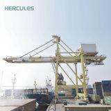 Henan profesional Hércules grúa móvil de la elevación de la cuchara del puerto de 100 toneladas