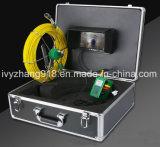 20m de tuyau haute résolution pour camera inspection trou horizontal/vertical