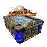 Colpo del leone più il gioco della Tabella del gioco dei pesci e la macchina adulta del gioco di pesca della galleria