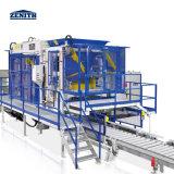 L'Allemagne Zenith Équipement de construction de machine à fabriquer des blocs de béton entièrement automatique