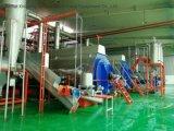Huile de poisson de l'OS / Ligne de production de farine de poisson riches en protéines des aliments pour animaux de la volaille de la machinerie