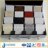 Мраморный каменное алюминиевое Honey⪞ Панель Omb для мебели