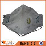 空気弁の反塵マスクN95が付いている再使用可能な顔マスク