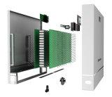 Sistema del almacenaje de energía de Mounded Nanoscale de la pared de Lionano