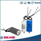 Kondensator Wechselstrom-Cbb60 für Waschmaschine-Motorstartkondensator