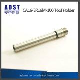 CNC 아버 Ca16-Er16m-100 공구 홀더 CNC 기계 똑바른 정강이 물림쇠