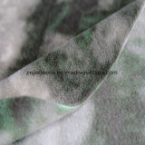 Anitpillingのカムフラージュプリント北極の羊毛