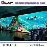 Schermo di visualizzazione locativo esterno dell'interno ultrasottile del LED di P3.91 P4.81 HD per fare pubblicità