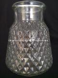 Tarro de cristal del almacenaje de la alta calidad del surtidor de China