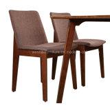 Neues Modell-Gewebe, das Stuhl speist