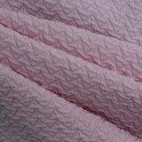 Helles buntes weiches gesponnenes Polyester-Windung-Form-Gewebe