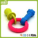 Brinquedos para mascotes de cachorro de buzina de cachorro de mamilo Terno de três peças