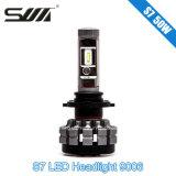 Migliore faro dell'indicatore luminoso 9006 LED dell'automobile di vendita S7