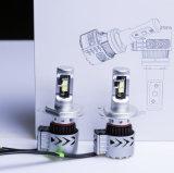 Alta qualidade 60W S8 Car Light H7 LED Headlight Auto Headlight Kits