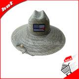 Chapéu de sol de palha natural 100%
