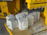 Macchina di riciclaggio di pietra idraulica per il paracarro di scissione
