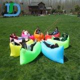 Schneller aufblasbarer farbenreicher Laybag Schlafsack für das reisende Kampieren