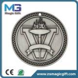 De aangepaste Medaille van de Marathon van het Metaal Lopende