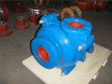 L (R) freitragende horizontale zentrifugale Schlamm-Pumpe (100ZJD)