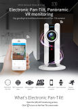 720p CCTV HD Panornamic 3D Vrのホームセキュリティーの無線WiFiスマートなIPネットワークカメラ