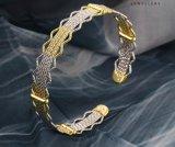 64097新しいデザイン方法多色刷りの金属の合金の宝石類セット