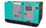 Conjunto de generador diesel silencioso del hogar/del uso comercial 10kw