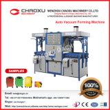 中国からのまめのThermoforming機械を形作る自動荷物の真空