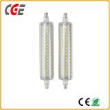 118mm 10W 1000 lumens R7s a lâmpada da luz de LED SMD 4014alto lúmen lâmpadas LED de iluminação LED