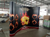 Nouveau design Magnetic Pop up Display Stand Banner Stands