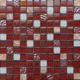 Mosaico de cristal de estilo chino Mosaico de mezcla