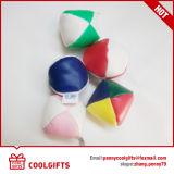 高品質のハンドメイドの綿によって編まれる編まれたHacky袋Kickballのごまかす球