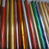 Het aangepaste het Stempelen van de Folie van de Kleur Hete Broodje van de Zegel van de Folie van het Document Gouden Hete