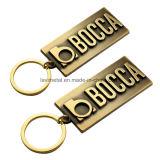 편지 로고를 가진 좋은 Quanlity 승진 금속 Keychain