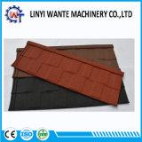 Mattonelle di tetto rivestite dell'assicella del metallo della nuova pietra piana di disegno