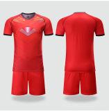 Футбол Джерси изготовленный на заказ качества низкий MOQ сублимации самого лучшего быстро сухой/рубашки футбола
