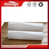 """17 """"(432mm) Papel de transferência de sublimação rápida para impressão têxtil 88g com alta taxa de transferência"""