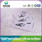 Quadrat Belüftung-verpackenseil-Papierdrucken-Fall-Marke (für Kleid)