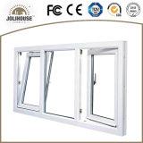 A fábrica da alta qualidade personalizou a volta Windowss da inclinação de UPVC