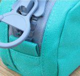 Большой мешок пер холстины размера с закрытием застежки -молнии