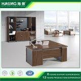 A venda quente curvou o projeto da tabela do escritório de gerente/a mesa escritório executivo