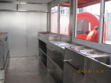 Carrelli mobili di vendita (SHJ-MF400)