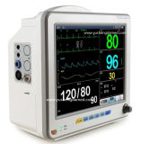 Monitor paciente portable Ysd16e del equipamiento médico aprobado del Ce del nuevo producto
