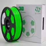 3.0mm 1.75mm 아BS PLA 3D 인쇄 기계 필라멘트 1kg를 지우십시오